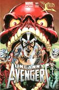 Uncanny Avengers (2012 Marvel Now) 1LAIR