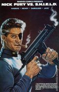 Nick Fury vs. SHIELD TPB (1989 Marvel) 1st Edition 1-1ST