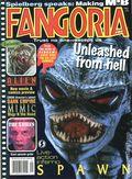 Fangoria (1979-2015 O'Quinn Studios) 1st Series 166
