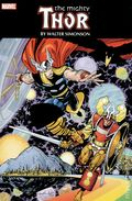 Thor Omnibus HC (2011 Marvel) By Walter Simonson 1st Edition 1A-REP