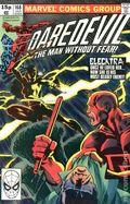 Daredevil (1964 1st Series) UK Edition 168UK