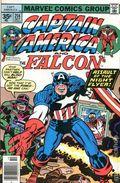 Captain America (1968 1st Series) 35 Cent Variant 214