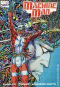 Machine Man TPB (1988 Marvel) 1-1ST