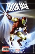 Iron Man Season One HC (2013 Marvel) 1-1ST