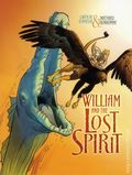 William and the Lost Spirit GN (2013 Graphic Universe) 1-1ST