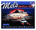 Mel's Drive-In Model Kit (2013 Moebius Models) KIT#1