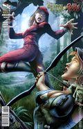 Robyn Hood vs Red Riding Hood (2013 Zenescope) 1B