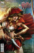 Robyn Hood vs Red Riding Hood (2013 Zenescope) 1C