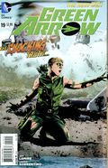 Green Arrow (2011 4th Series) 19A