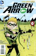 Green Arrow (2011 4th Series) 19B