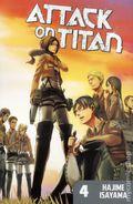 Attack on Titan GN (2012- Kodansha Digest) 4-1ST