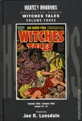 Harvey Horrors Collected Works: Witches Tales HC (2011 PS Artbooks) 3-1ST
