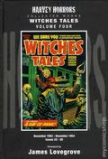 Harvey Horrors Collected Works: Witches Tales HC (2011 PS Artbooks) 4-1ST