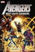 Avengers West Coast Avengers Omnibus HC (2013 Marvel) 1A-1ST