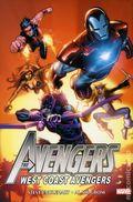 Avengers West Coast Avengers Omnibus HC (2013 Marvel) 1B-1ST