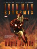 Iron Man Extremis HC (2013 A Marvel Universe Novel) 1-1ST