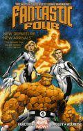 Fantastic Four TPB (2013-2014 Marvel NOW) By Matt Fraction 1-1ST