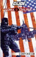 GI Joe Cobra Civil War Compendium TPB (2013 IDW) 1-1ST