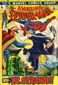 Amazing Spider-Man (1963 1st Series) UK Edition 109UK
