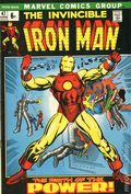 Iron Man (1968 1st Series) U.K. Edition 47UK
