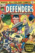 Defenders (1972 1st Series) UK Edition 26UK