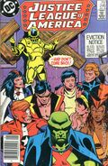 Justice League of America (1960 1st Series) Mark Jewelers 246MJ