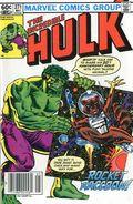 Incredible Hulk (1962-1999 1st Series) Mark Jewelers 271MJ