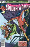 Spider-Woman (1978-1983 1st Series) Mark Jewelers 22MJ
