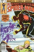 Spectacular Spider-Man (1976 1st Series) Mark Jewelers 43MJ