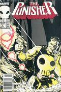 Punisher (1987 2nd Series) Mark Jewelers 2MJ