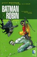 Batman and Robin Batman and Robin Must Die TPB (2012 DC) 1-REP