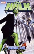 She-Hulk TPB (2004-2009 Marvel) By Dan Slott and Peter David 2-1ST