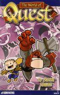 World of Quest TPB (2006 Komikwerks) 1-1ST
