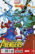 Avengers Earth's Mightiest Heroes (2012 Marvel Universe) 13