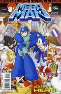 Mega Man (2011 Archie) 24A