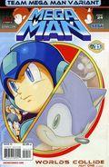 Mega Man (2011 Archie) 24B