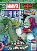 Marvel Super Heroes Magazine (2012) 8