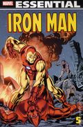 Essential Iron Man TPB (2000-2013 Marvel) 1st Edition 5-1ST