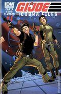 GI Joe Cobra Files (2013 IDW) 1RIB