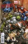 Secret Avengers (2013 2nd Series) 3B