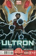 Ultron (2013) 1AU