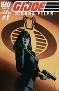 GI Joe Cobra Files (2013 IDW) 1A