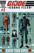 GI Joe Cobra Files (2013 IDW) 1RIA