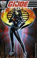 GI Joe Cobra Files (2013 IDW) 1SUB
