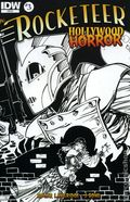 Rocketeer Hollywood Horror (2013 IDW) 3RI