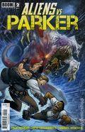 Aliens vs. Parker (2013 Boom) 2