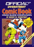 Official Overstreet Comic Book Price Guide Companion SC (1988) 2nd Edition 1-1ST