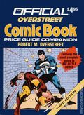 Official Overstreet Comic Book Price Guide Companion SC (1989) 3rd Edition 1-1ST