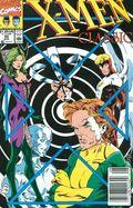 X-Men Classic (1986-1995 Marvel) Classic X-Men Mark Jewelers 50MJ