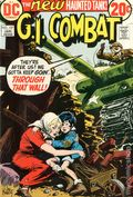 GI Combat (1952) Mark Jewelers 157MJ